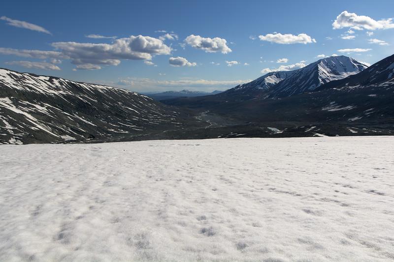 Downglacier View