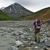 Hiking Upstream