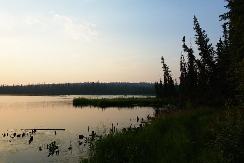 Smith Lake Shoreline
