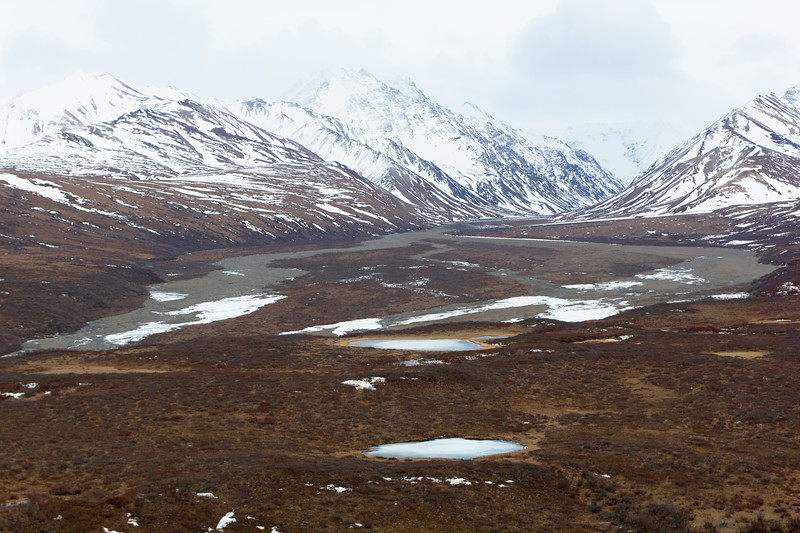 Frozen Kettle Ponds