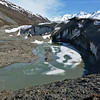 Canwell Glacier Terminus