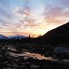 Creek Sunset