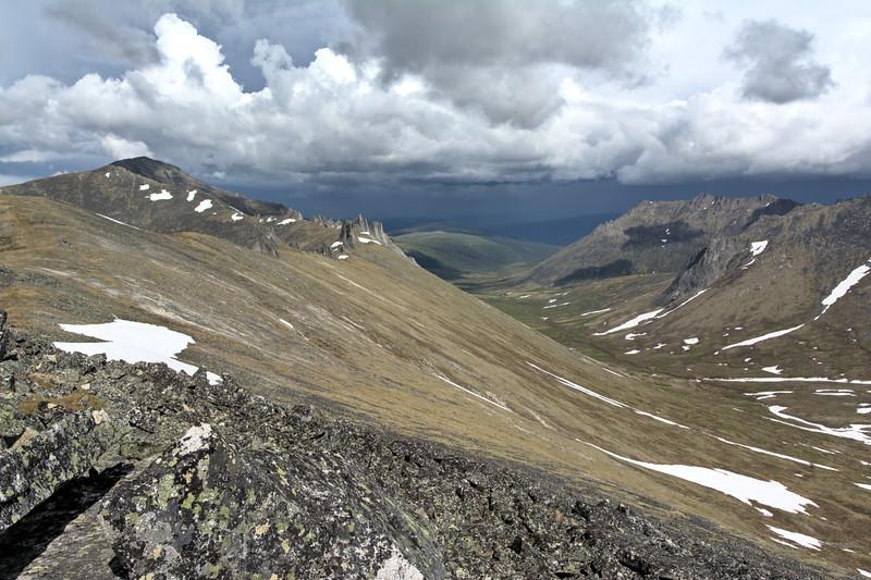 Mt. Prindle Ridge and Tors