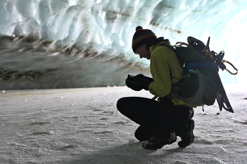 Castner Ice Cave
