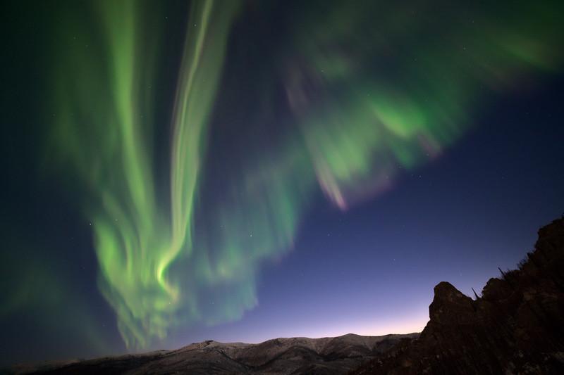 April 25, 2021 – Aurora Borealis