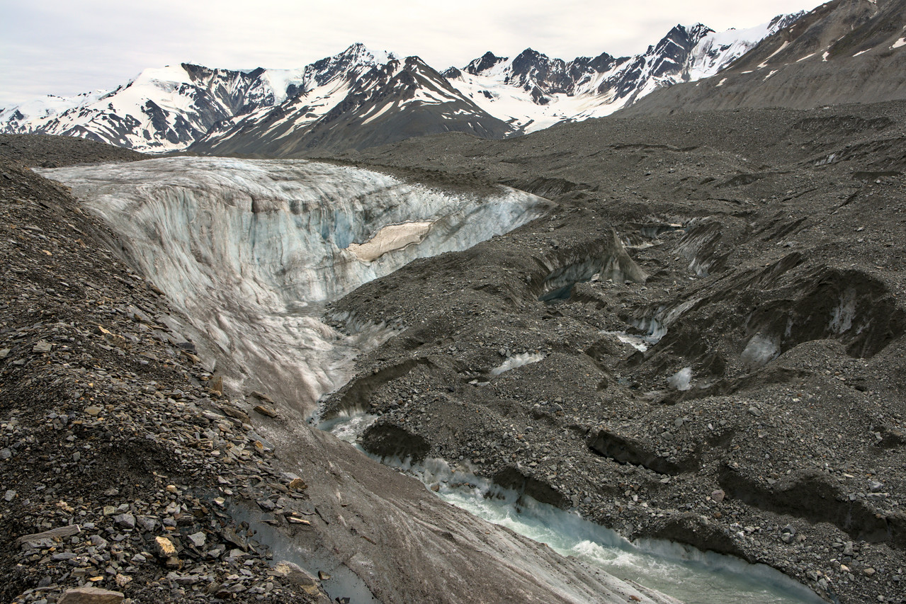 Getting My Legs Back – Day Hike on the Canwell Glacier