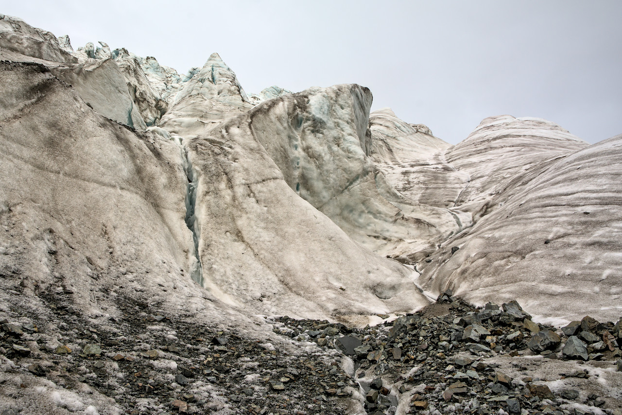 Exploring the Gabriel Icefall