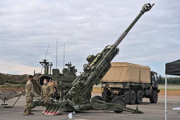 155 mm Howitzer