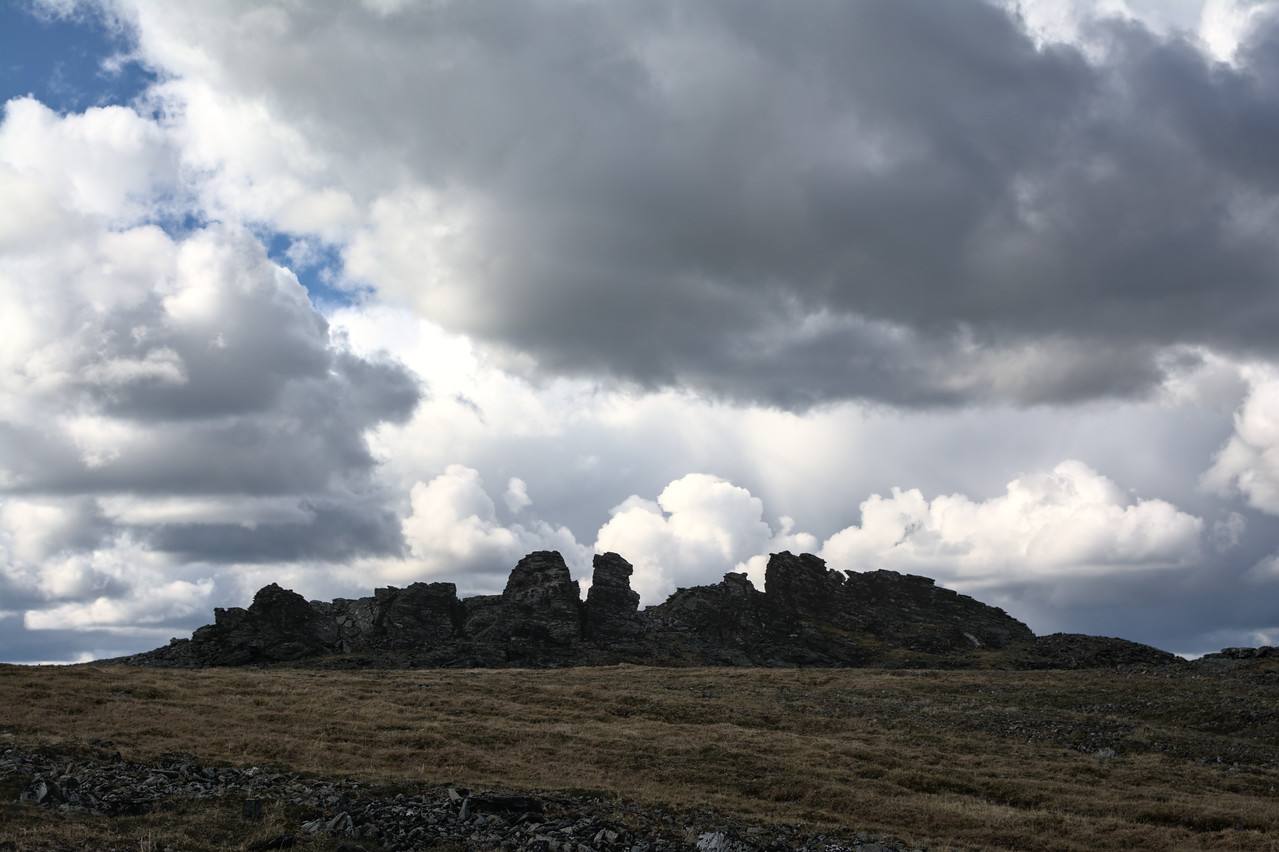 Tor ridge near Mt. Margaret