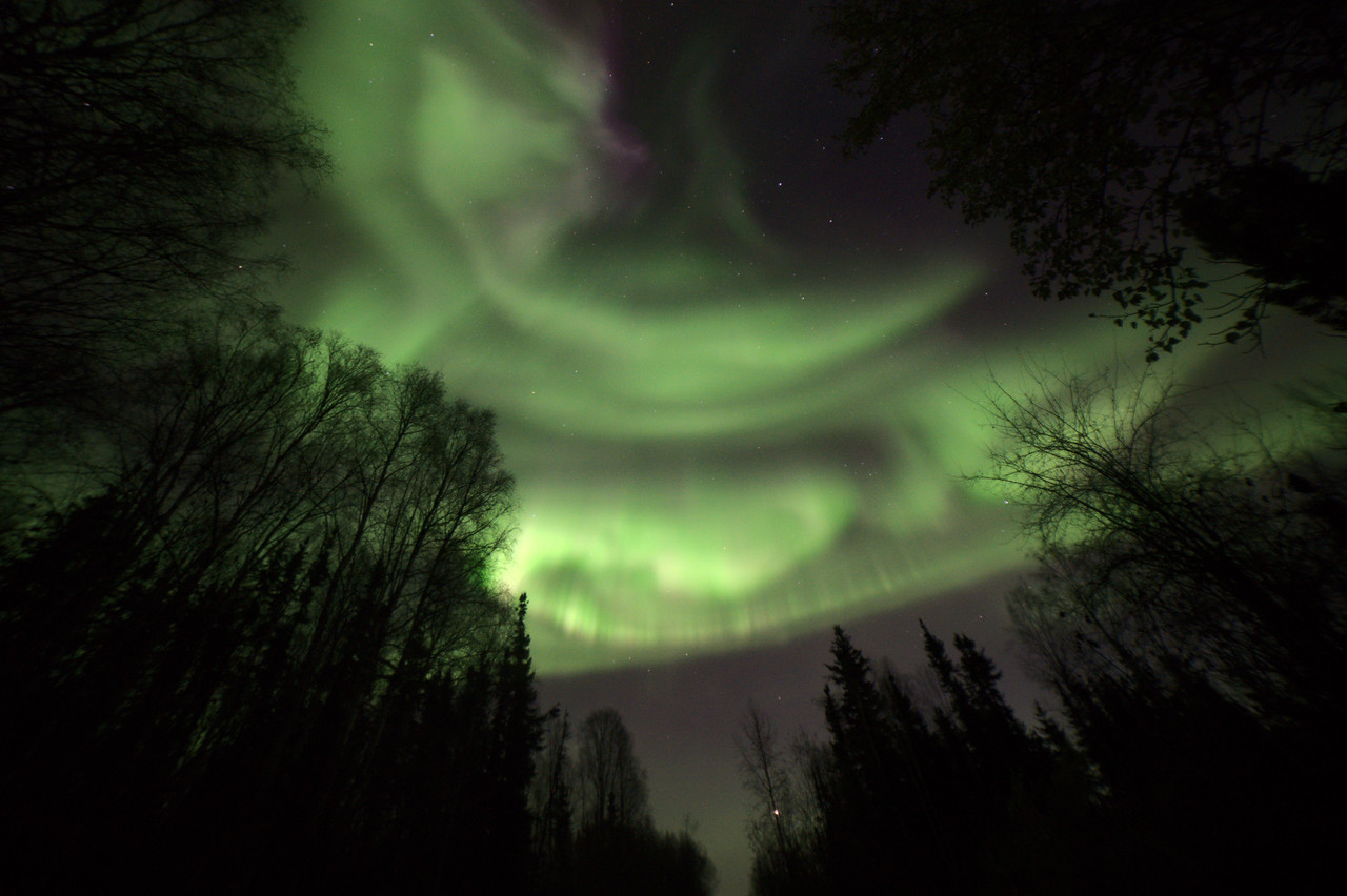 Aurora Borealis – October 11, 2021