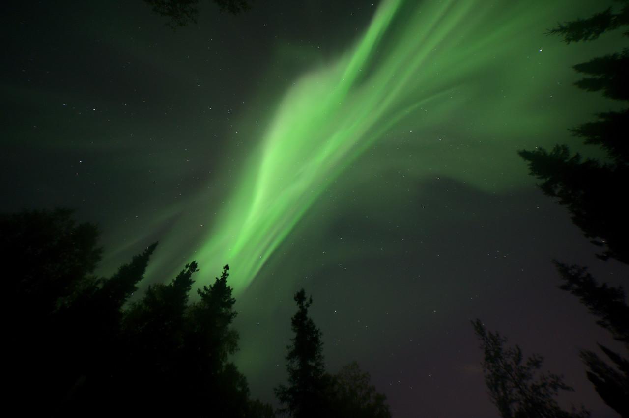 New Season of Aurora Borealis – September 1, 2021