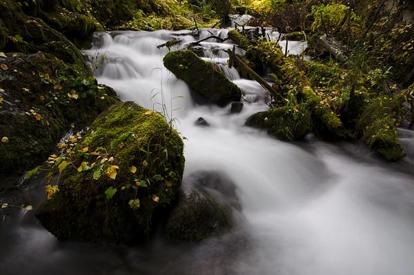 McHugh Creek Falls