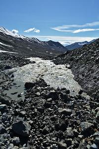 Subglacial Escape