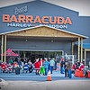Bert' Barracuda HD Christmas Toy Run