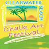 2016 chalk art festival clearwater beach,fl2