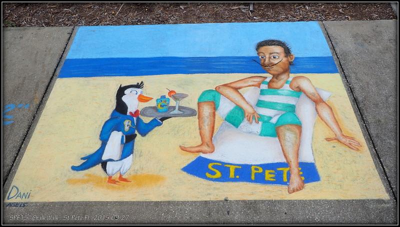 2015-09-27_P9270001_SPF15   Chalk Walk   St Pete,Fl