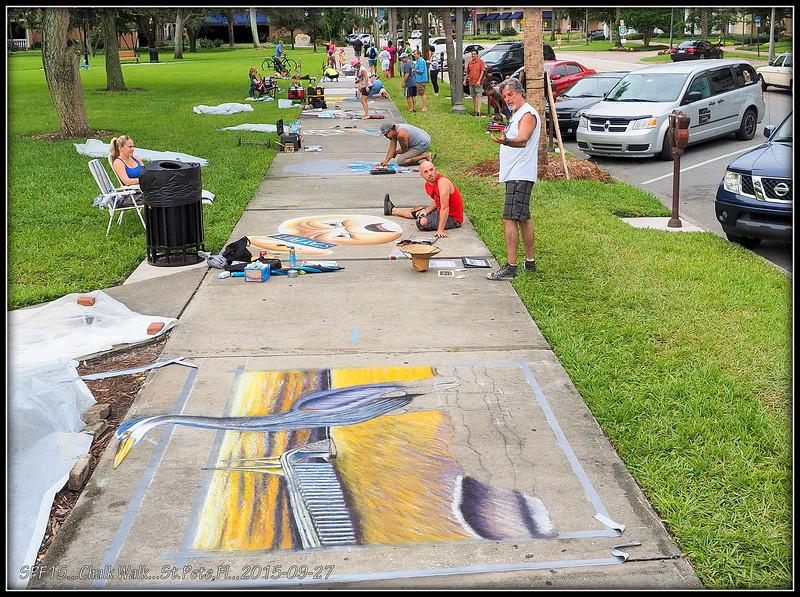 2015-09-27_P9270005_2_SPF15   Chalk Walk   St Pete,Fl
