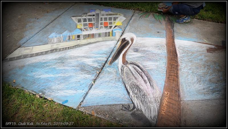 2015-09-27_P9270008_SPF15   Chalk Walk   St Pete,Fl