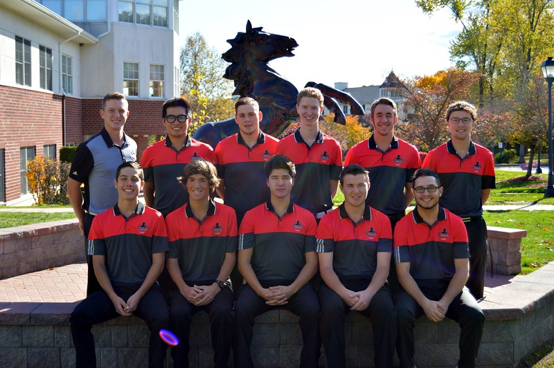2016-17 Men's Golf Team