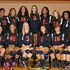 2016-17 Women's Volleyball Team