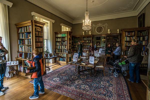 Inside Kinnerton House