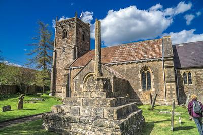 Compton Bishop Church