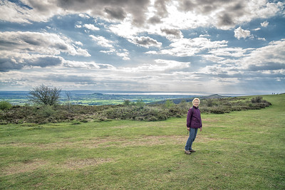 On the West Mendip Way