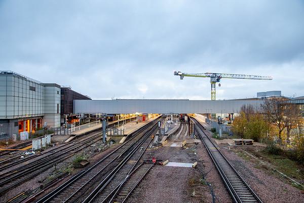 Gatwick Airport Rebuild