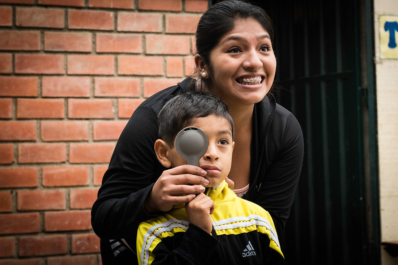 Lima Peru Optical Mission