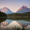 Reflections of Jasper National Park