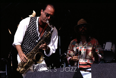 THE BRECKER BROTHERS  (DJB 1018)