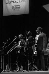 LAWRENCE WEBER, JOHNNIE DANCY & JOE SAULSBURY
