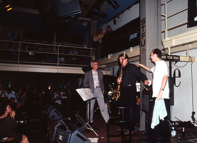 DAVID BENOIT, LAURENCE COTTLE & NEAL WILKINSON