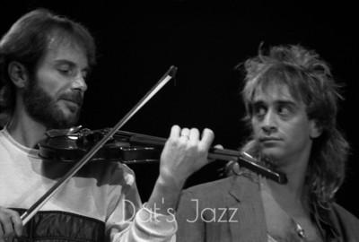 JEAN-LUC PONTY & JAMIE GLASER