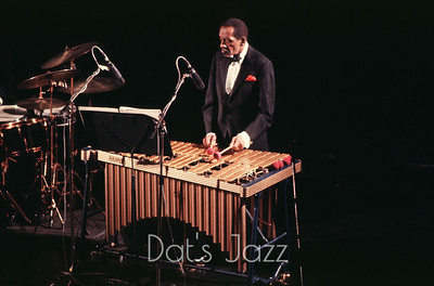 DJJ 0075 Milt Jackson 23 April 1983 The Dominion Theatre, London