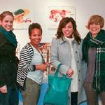 Beth Henson, Erlene Grullon, Linsey Bridges and Sara Choate.