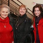Katerina Whitley, Valerie Casey and Laurel Heflin.