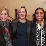 Ann Coffey, Beth Peabody and Angie M. Evans.