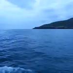 Leaving Castletownbere & passing Fastnet Rock