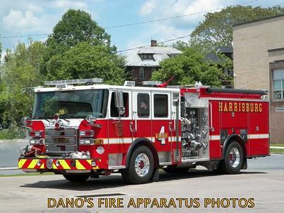 HARRISBURG FIRE DEPT.