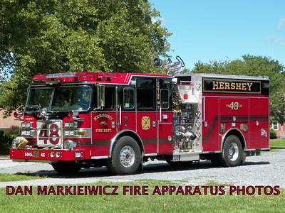 HERSHEY FIRE DEPT.