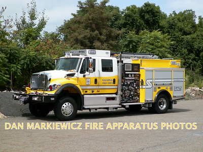 HALIFAX FIRE CO. ENGINE 29 2012 INT/KME URBAN INTERFACE PUMPER