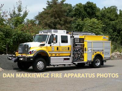 HALIFAX FIRE CO. ENGINE 29 2012 INT/KME URBAN INTERFACE PUMPER