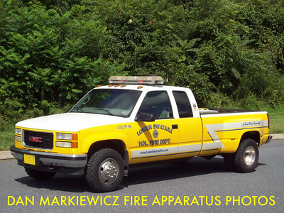 LOWER SWATARA FIRE DEPT. UTILITY 59 2000 GMC P/U