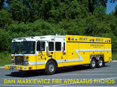 LOWER SWATARA FIRE DEPT. RESCUE 59 2014 HME/FERRARA HEAVY RESCUE