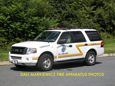LOWER SWATARA FIRE DEPT. COMMAND 69 2009 FORD OIC UNIT