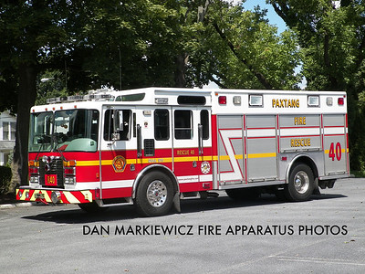 PAXTANG FIRE CO. RESCUE 40 1994 HME/NEV HEAVY RESCUE