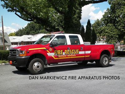 PAXTANG FIRE CO. UTILITY 40 2001 FORD P/U