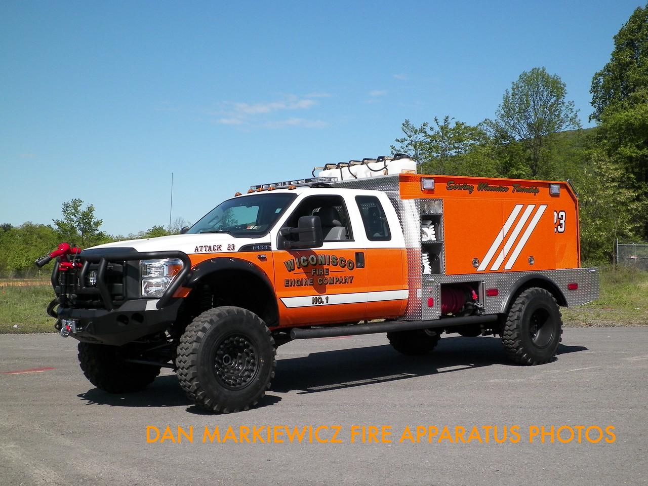 Wiconisco Township  danosfireapparatusphotos