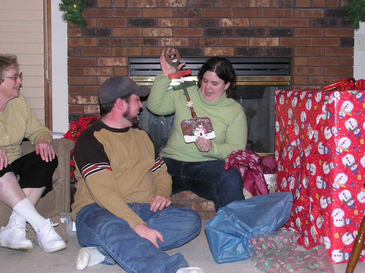 Christmas with the Kids - 12/26/05